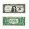 1957 $1 Silver Certificate Blue Seal