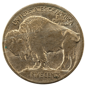 Buffalo Nickel (1913 - 1938)