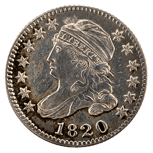Capped Bust Dime (1809 - 1837)