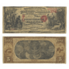 First National Gold Bank of San Francisco (1741) $5 Note