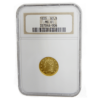 1835 $2.5 Gold Classic Head Type NGC MS 61