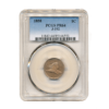 1858 J-192 One Cent Pattern PCGS PR64