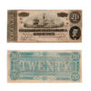 Confederate Bank Notes