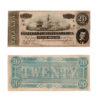 Confederate Bank Notes