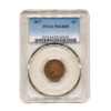 1877 Indian Head One Cent PCGS PR64RB