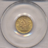 1896 $2.50 Gold Liberty Head Type PCGS MS66