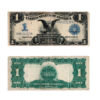 1899 $1 Large Size Blue Seal Silver Certificate
