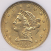 1903 $2.50 Gold Liberty Head Type NGC MS63