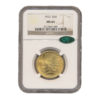 1912 $10 Gold Indian NGC MS64 CAC