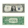 1957 $1 Silver Certificate Blue Seal