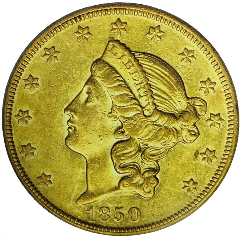 $20 Gold Double Eagle (1849 - 1933)