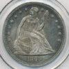 1849-S $1 PCGS AU50