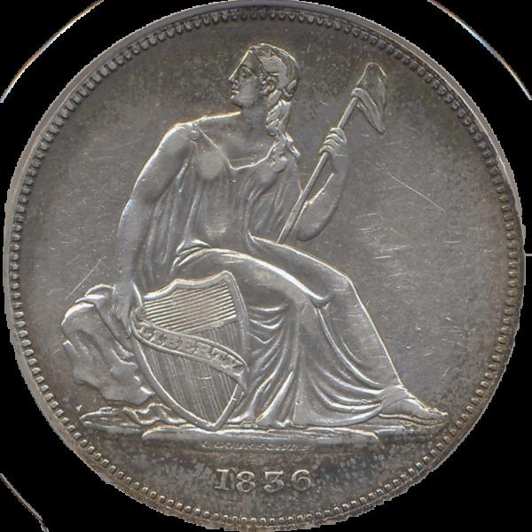 Gobrecht Dollars (1836 - 1839)
