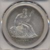 1836 Gobrecht Dollar PCGS PR45. Original, Coin Alignment