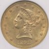 1898 $10 Gold Liberty Head Type NGC MS61