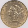 1894 $10 Gold Liberty Head NGC MS61