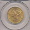 1901 $10 Gold Liberty Head Type PCGS MS63 Rive d'Or Collection