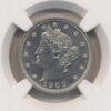 1905 Liberty 5C NGC PF64
