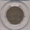 1787 Fugio States United 4 cinq PCGS VF25
