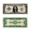 1923 $1 Large Size Blue Seal Silver Certificate