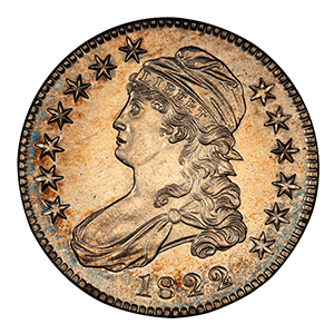 Capped Bust Half Dollar (1807 - 1836)