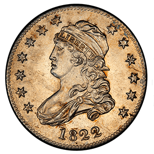 Capped Bust Quarter (1815 - 1838)