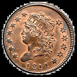 Classic Head Cent