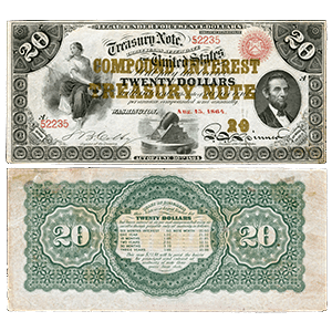 Compound Interest Treasury Notes