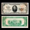 1929 $20 National Bank of Montezuma Cortez Colorado