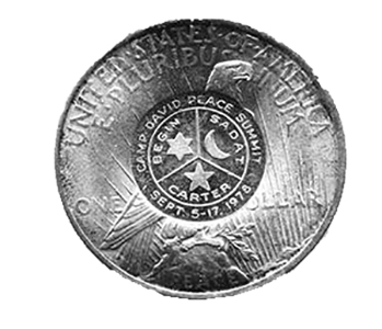 Counter Stamped Coins