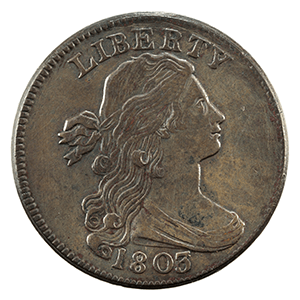 Draped Bust Cent (1796 - 1807)