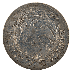 Draped Bust Dime (Small Eagle)