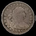 Draped Bust Half Dime (1796 - 1805)