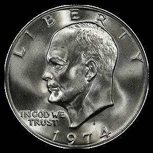 Eisenhower (Ike) Dollar