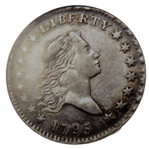 Flowing Hair Half Dollar (1794 - 1795)