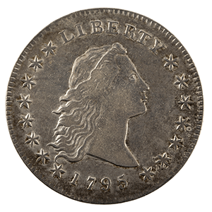 Flowing Hair Dollar (1794 - 1795)