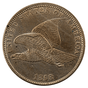 Flying Eagle Cent (1856 - 1858)