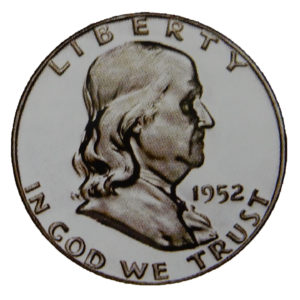 Franklin Half Dollar (1948 - 1963)