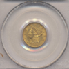 1907 $2.50 Gold Liberty Head Type PCGS MS62