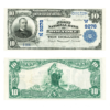 First National Bank of Holyoke Colorado $10 National Bank Note