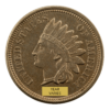 Indian Head Cent (Year Varies)