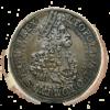 Austria (1680-86)-Hall 2 Thaler DAV-3249 NGC AU58