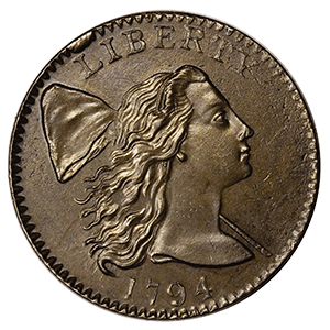 Liberty Cap Cent (1793 - 1796)