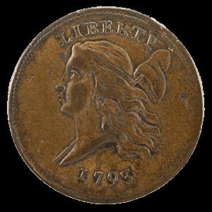 Liberty Cap (Left) Half Cent