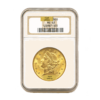 $20 Liberty Head Gold Double Eagle (NGC) 'Year Varies'