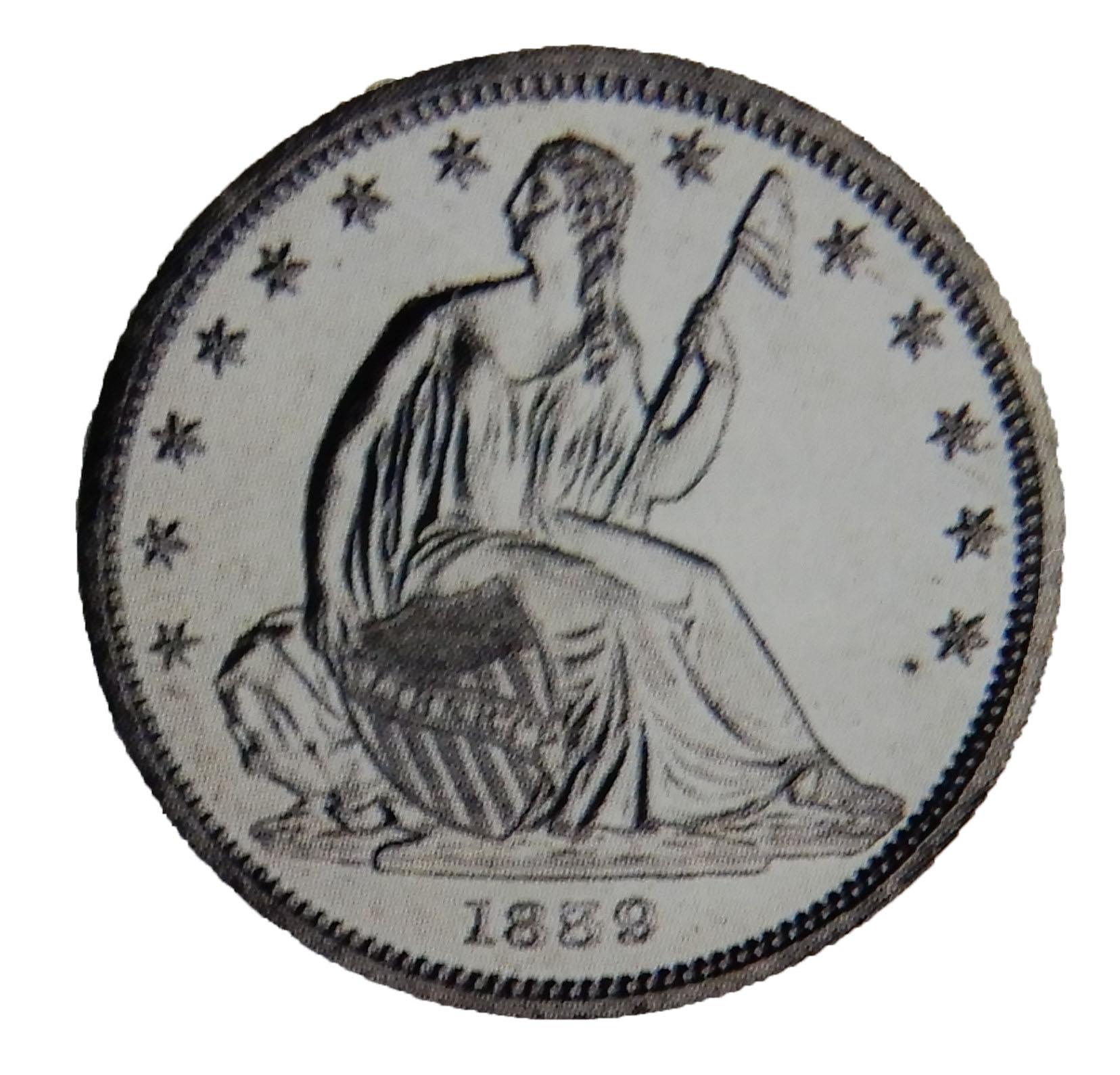 Seated Liberty Half Dollar (1839 - 1891)