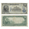 The Loveland National Bank (8116) $20 National Bank Note