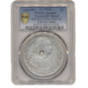Great Britain 1797 Counterstamped Bank Dollar on 1795 Mexico 8 Reales (PCGS)