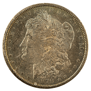 Morgan Dollar (1878 - 1921)