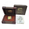 1 oz Proof Gold Buffalo with Box and COA (Year Varies)